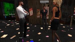 Matt l'ancien barman de Fred Adjani se tape sa femme Venicie sous ses yeux vidéo 1