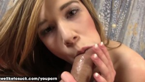 Teen blowjob frenzy