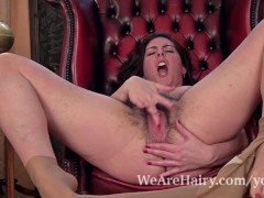 YouPorn - Hairy woman Sharlyn en...