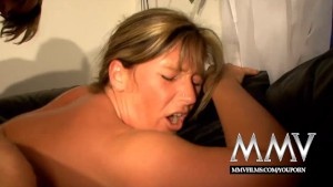 MMV Films Pierced German mature wife gets fucked