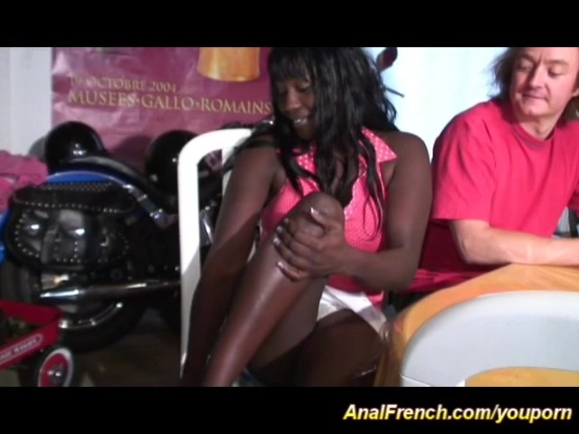 french chocolade anal