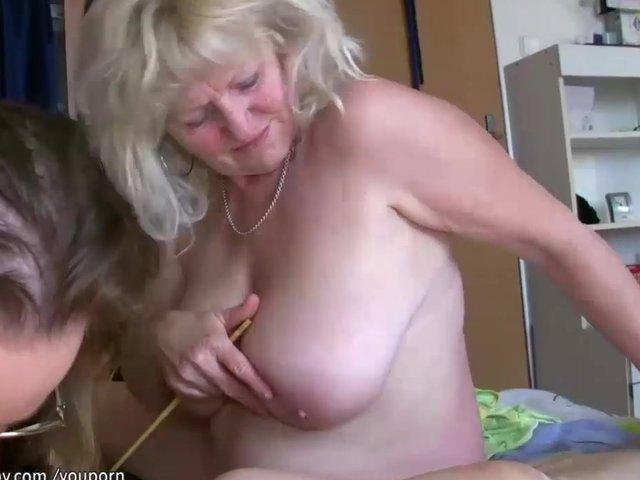 big old granny