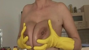 busty MILFs in action