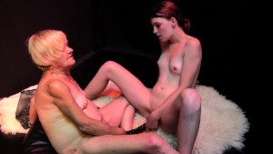 Old BBW Granny likes sex with young horny sexy girl