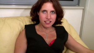 her first anal casting fuck