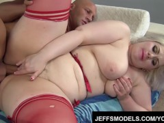 Klaudia Kelly is fucked from behind showing her big ass