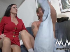 MMV Films sex nanny watches a mature couple
