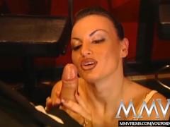 MMV Films Laura Angel loves to fuck
