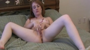 Flirting With My Ex Girlfriend While She Masturbates Her Pussy On Cam