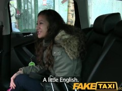 FakeTaxi Czech girl can't afford taxi so pays with her pussy
