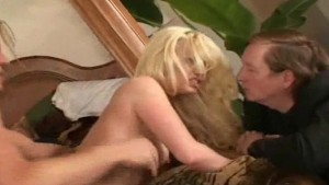 Blonde MILF Wants To Impress Hubby
