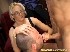crazy bisex threesome
