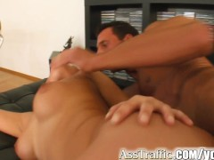 Picture Ass Traffic Renata makes room for his cock i...
