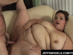 YouPorn - Sexy fatty Angelina fl...