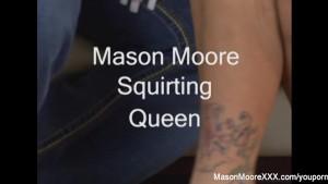 Mason Moore Squirt Fest