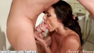 SweetSinner James Deen hot fuck with Busty MILF