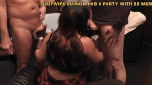 Wife gangbanged by over 30 men