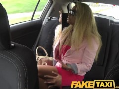 Picture FakeTaxi Blonde MILF with a great ass wants...