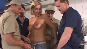 Raw gangbang for better working