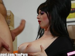 BurningAngel EXCLUSIVE Titty Fucking Elvira