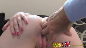 FakeAgentUK Filthy hot sex casting for perfect body euro babe