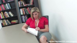 Jayden Jaymes Busty Office Sluts