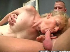 Hairy Pussy Granny Stripped And Cock ...