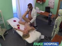 FakeHospital Successful consultation ...