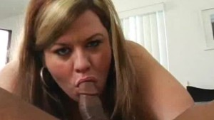BBW Deserie 69 Position Cock Sucking