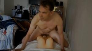 Sexy doll fucking