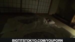 Japanese AV Model busty is fucked a lot