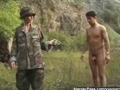 - Army slut fucking mane...