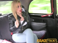 FakeTaxi Perfect blowjob lips get to ...