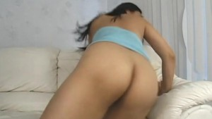 Alluring Asian chick enjoys being ass fucked