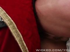 Picture Shayla LaVeaux gets fucked by a knight