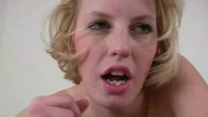 BJ Fun For Blonde MILF