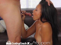 canape casting jolie porno: hd - castingcouch-x beautiful adrian maya auditions for porn