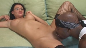 Sexy Lingerie On Wifey To Turn On Black Stud