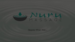 NuruMassage Teen Slides Oily Pussy on Cock