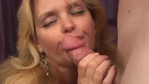 Young Cock For Old Pussy - CRITICAL X