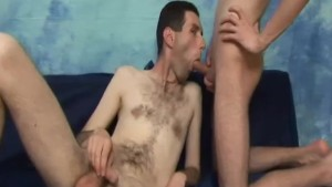 2 Cocks And One Place To Put Them - Robert Hill