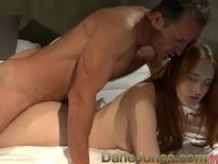 DaneJones Hot redhead sensual penthouse fuck