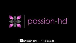 HD - Passion HD Ginger Dani Jensen gets pussy slammed