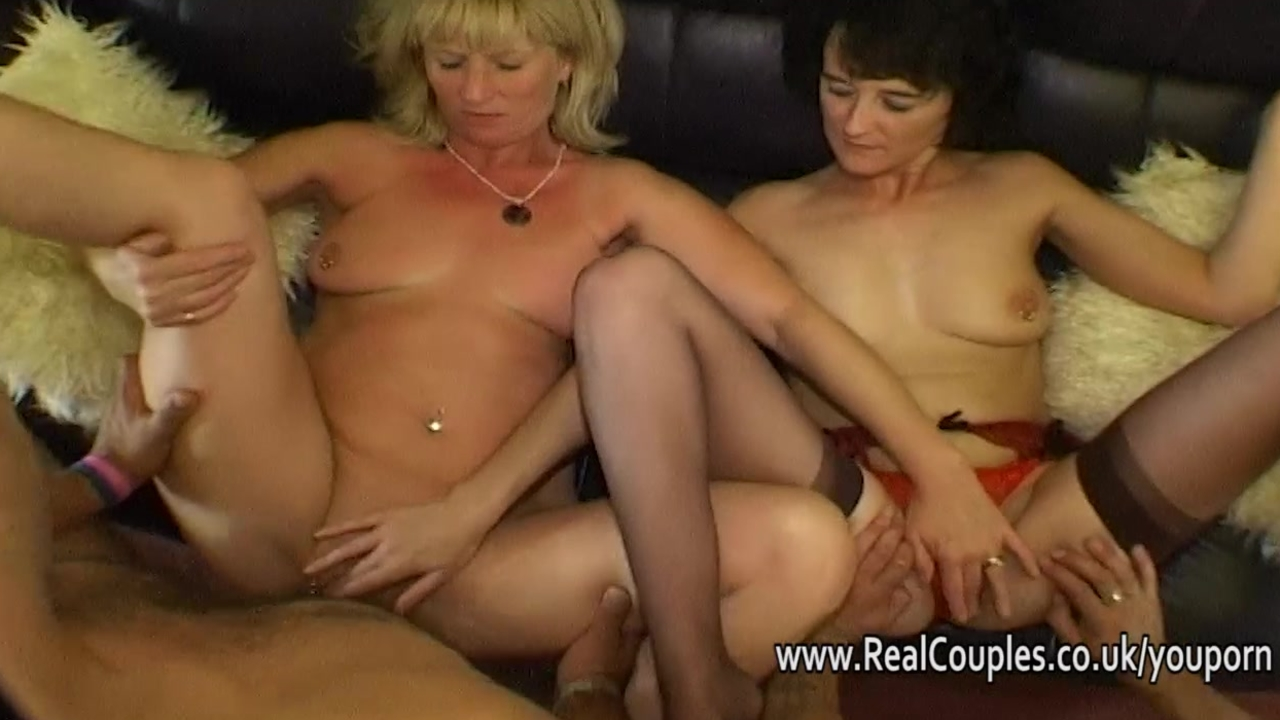 Couple swapping swinging
