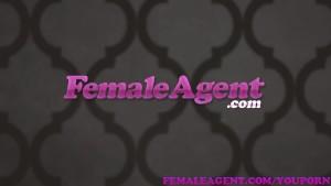 FemaleAgent HD Natural talent