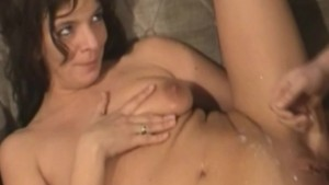MILF From Europe Demonstrates Sex