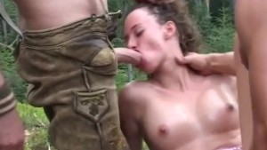 rough fuck in the mountains