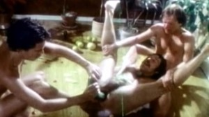 Joe Gage's Only Sex Role! Food Sex Orgy (MORNING, NOON AND NIGHT - 1975)