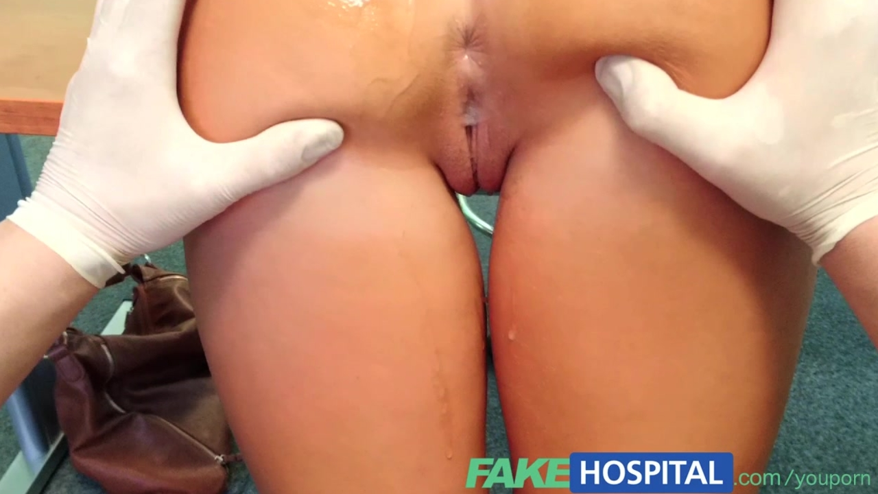 FakeHospital Beautiful blonde