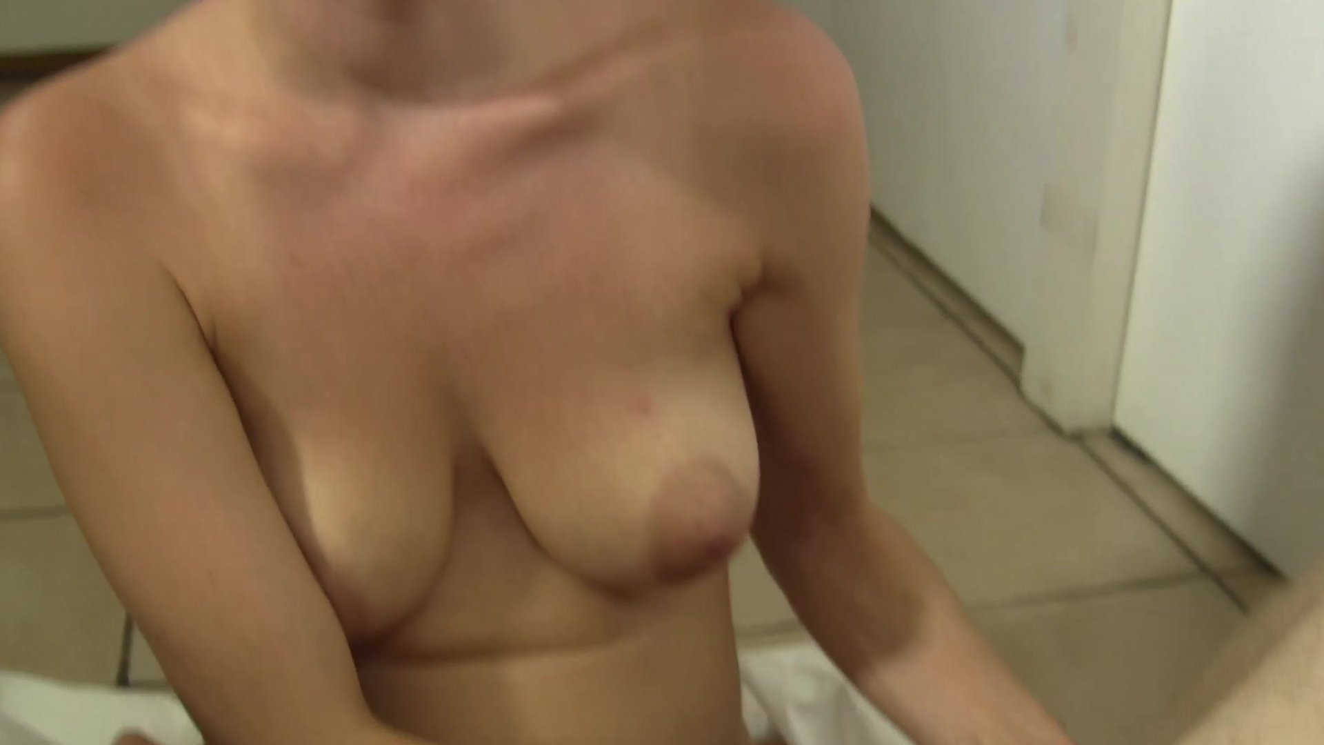 She slides a pocket pussy on his cock pov until he cums 4